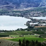 Okanagan panoramic view