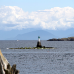 Lighthouse in Nanaimo